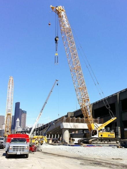 Heavy Construction Jobs On Rise