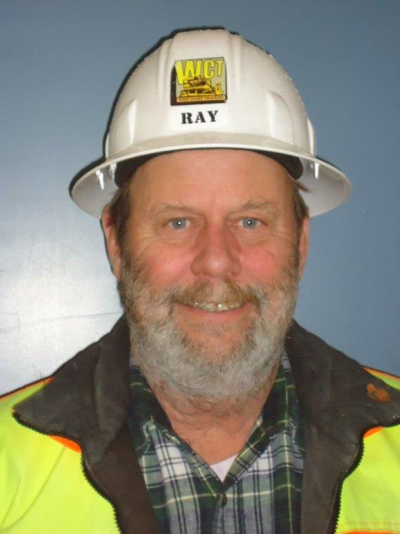 Ray Breazeale - Heavy Equipment Instructor at West Coast Training