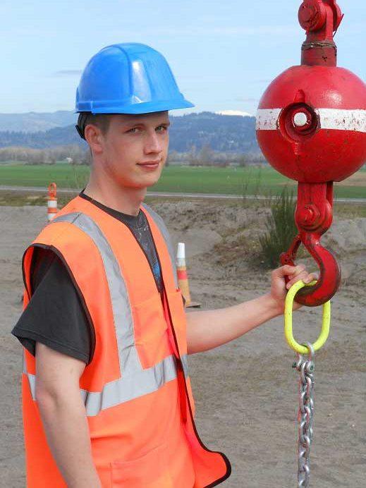 George Larson - West Coast Training Student