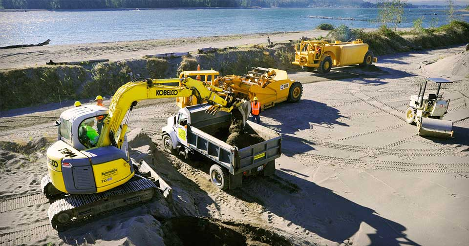 Heavy Equipment Operator - Excavator