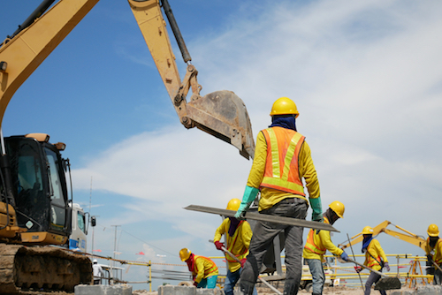 5 Ways to Stay Safe on a Construction Site