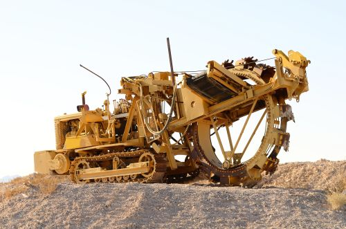 What Big Equipment Can I Learn to Drive in Heavy Equipment Training?