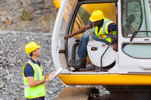 How Do People Become Construction Equipment Operators